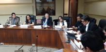 Comisión de Finanzas del Parlamento inició Consulta Pública ...