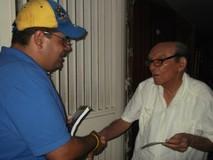 """Luis Eduardo Manzano: """"Visitaremos casa por casa el mun..."""