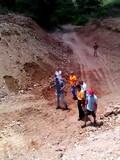 Denuncian irregularidad en el dragado de afluente en el muni...
