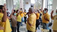 "Primero Justicia juramentó comandos ""Venezuela Alza la ..."