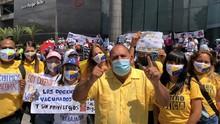 Primero Justicia: Mientras siga Maduro usurpando el poder en...