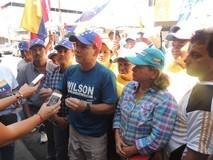 Wilson Castro propone recuperar centro de San Félix