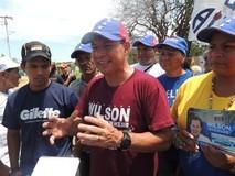 """Wilson Castro: """"Emprenderemos una cruzada por el cierre..."""