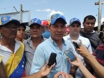 """Wilson Castro: """"Acompañamos a los trabajadores de Guaya..."""