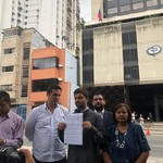 Diputados acuden a la Fiscalía para exigir liberación de Jua...