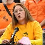 Amelia Belisario: Asesinaron a Albán porque no pudieron dobl...