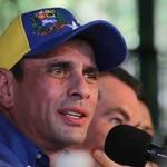 """Henrique Capriles: """"Finalmente el mundo volteó a vernos"""""""