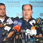 Julio Borges: Hasta que haya un acuerdo digno no firmaremos ...