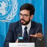 """Miguel Pizarro a la ONU: """"El régimen sigue persiguiendo y am..."""